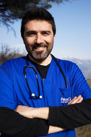 Luca Tomeni - Medico Veterinario